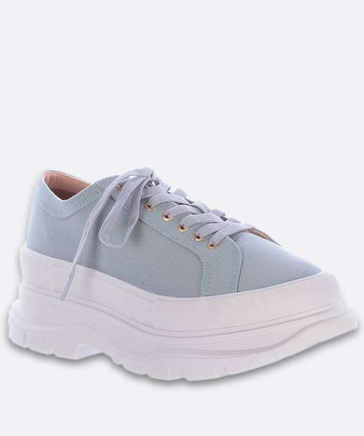 Image_ Tênis Feminino Chunky Sneaker Flatform Zatz