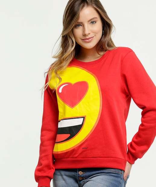 Image_Blusão Feminino Moletom Estampa Frontal Emoji