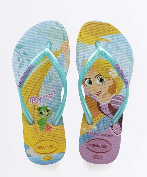 Image_Chinelo Infantil Slim Rapunzel Havaianas 0994