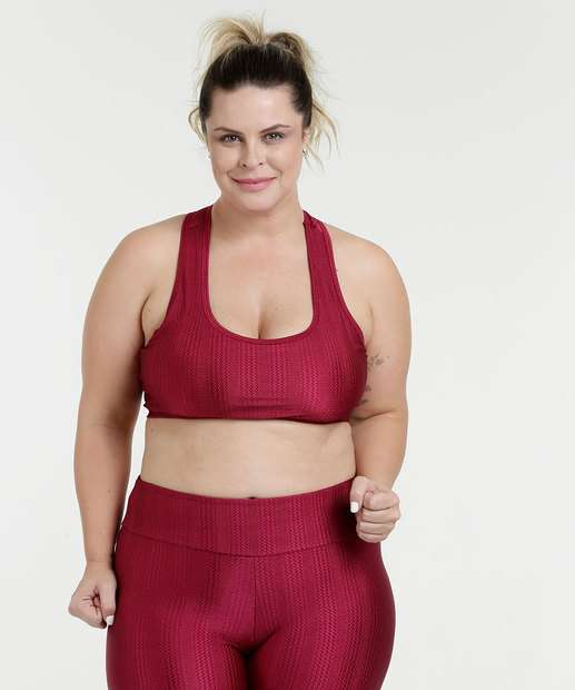 Image_Top Feminino Fitness Bojo Plus Size Marisa