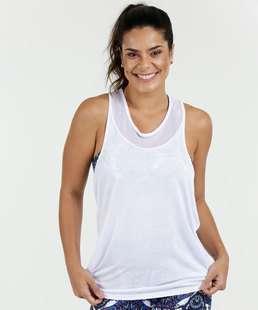 Regata Feminina Fitness Nadador Marisa