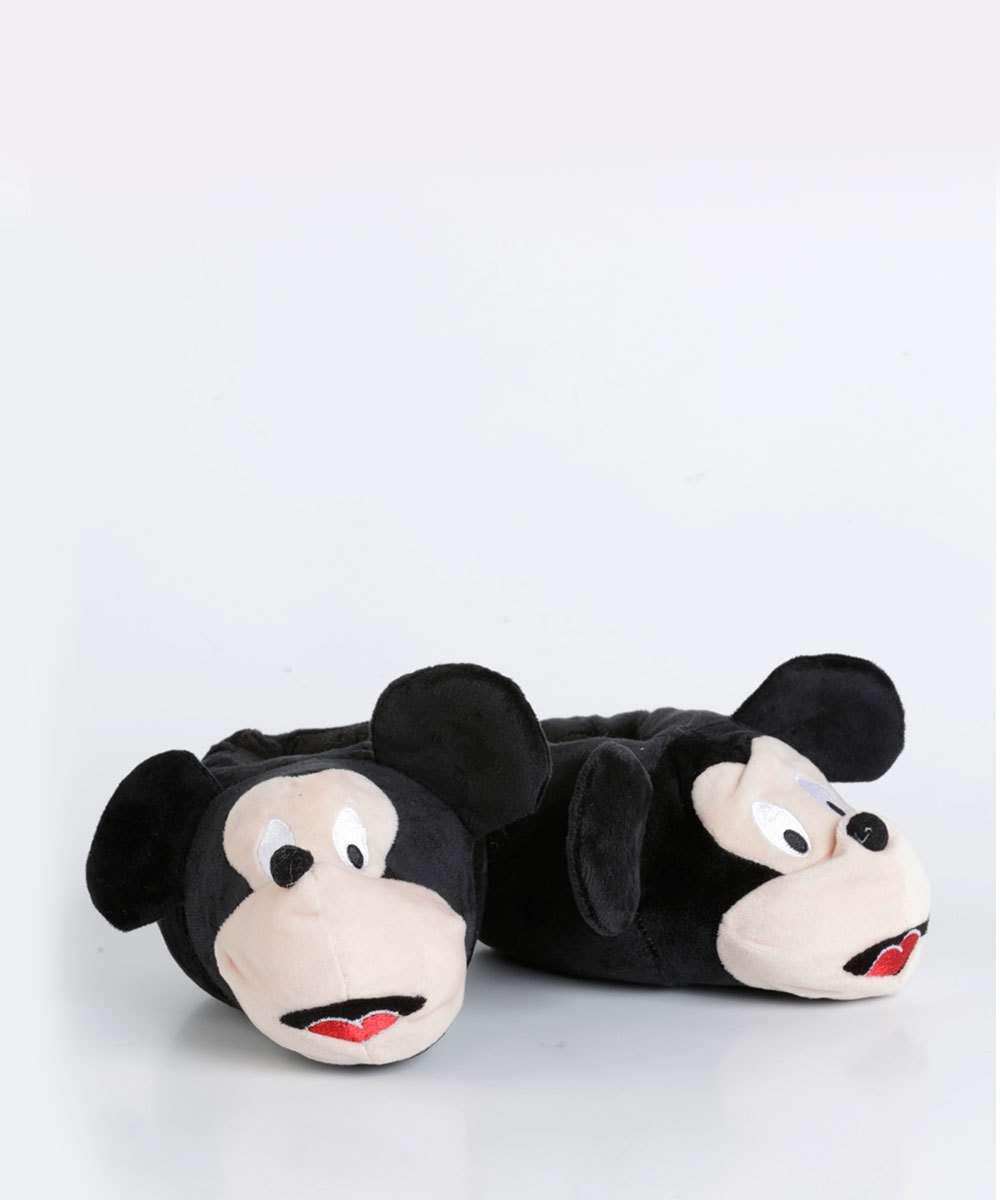 Image_Pantufa Infantil Mickey Disney