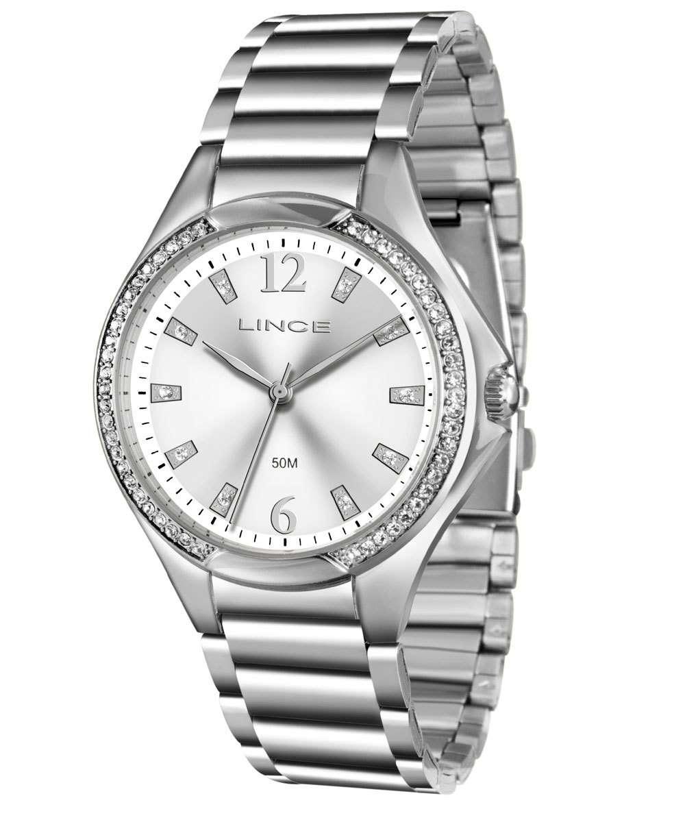 Relógio Feminino Lince LRMJ061L B2SX   Marisa c201793688