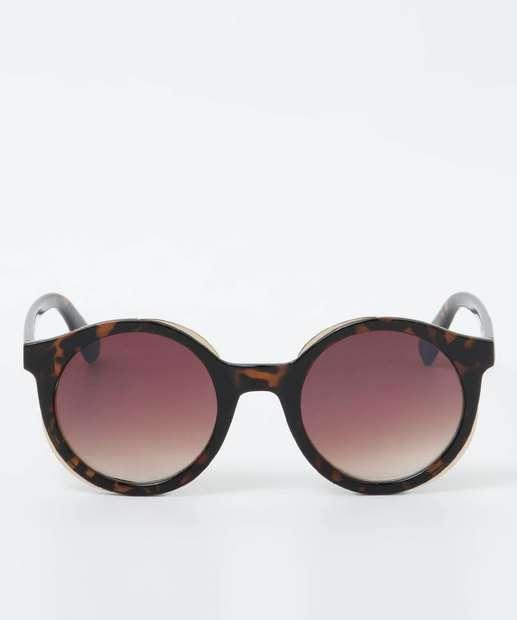 Image_ Óculos de Sol Feminino Redondo Marisa