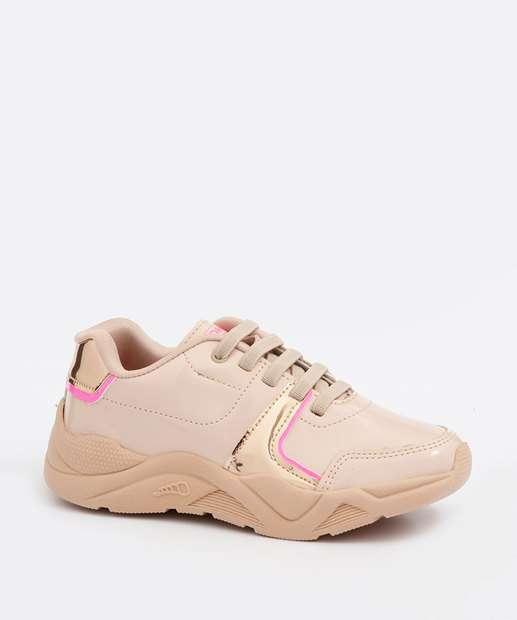 Image_Tênis Infantil Chunky Sneaker Pé com Pé