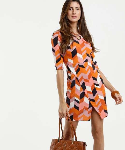 283629105 Vestido Feminino | Promoção de vestido feminino na Marisa