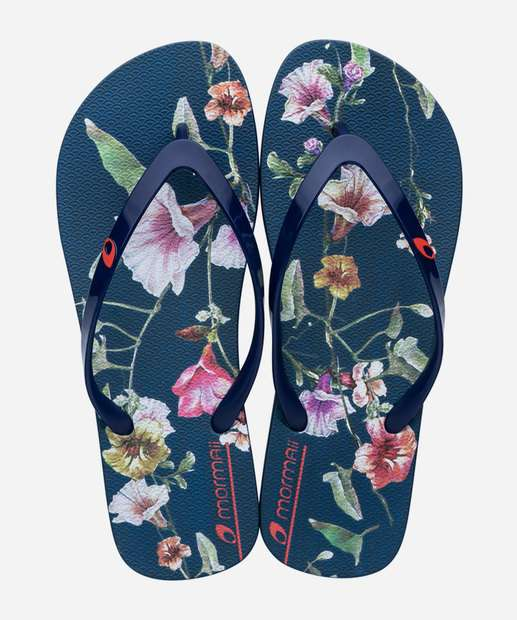 Image_Chinelo Feminino Estampa Tropical Mormaii