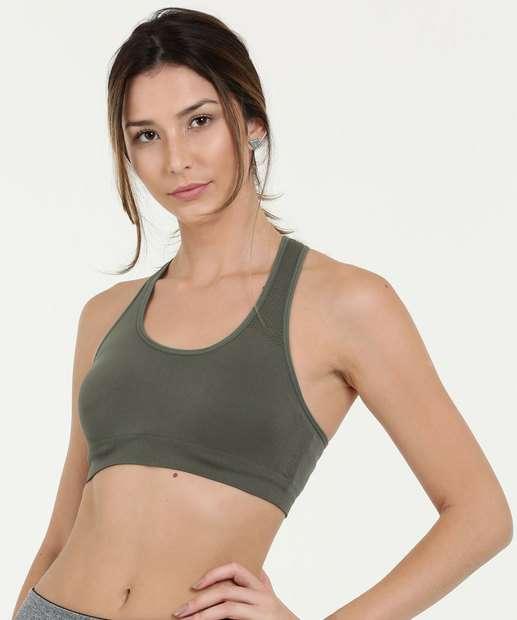c918eacce Top Feminino Nadador Fitness Marisa