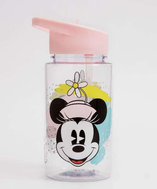 Image_Garrafa Squeeze Feminina Estampa Minnie 350ml Disney