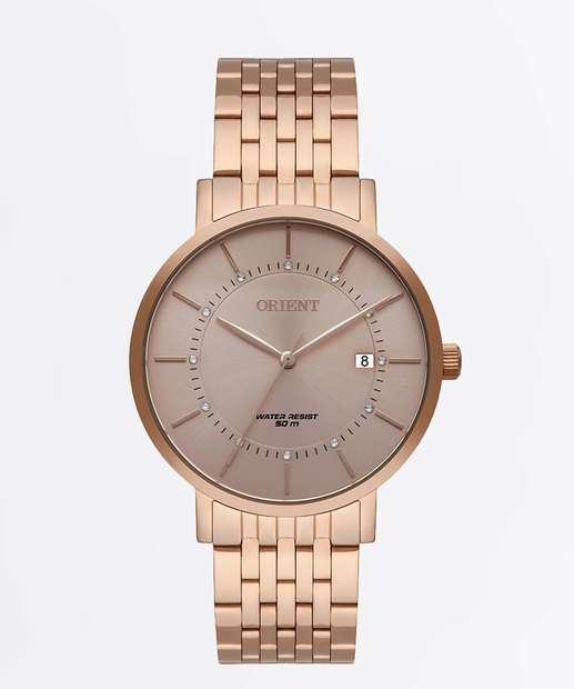 6d66fbbd7b2 Relógio Feminino Strass Orient FRSS1041 R1RX