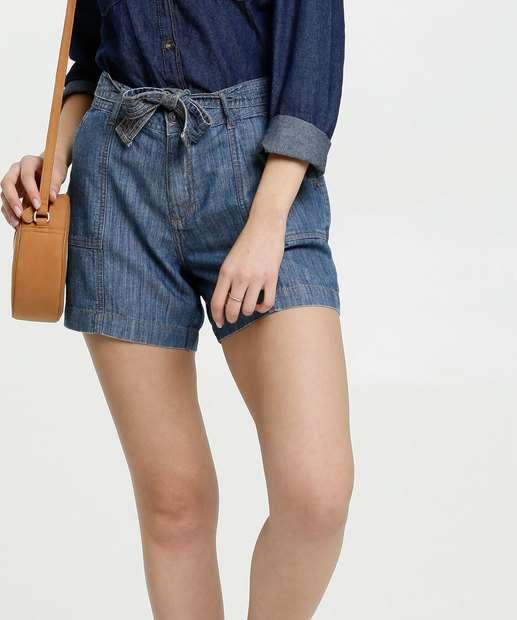 Image_Short Feminino Jeans Clochard Marisa