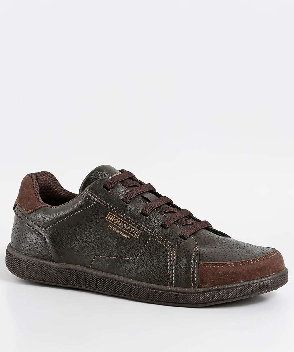 Tênis Masculino Casual Highway By West Coast 1901031  5a4701a50e07d