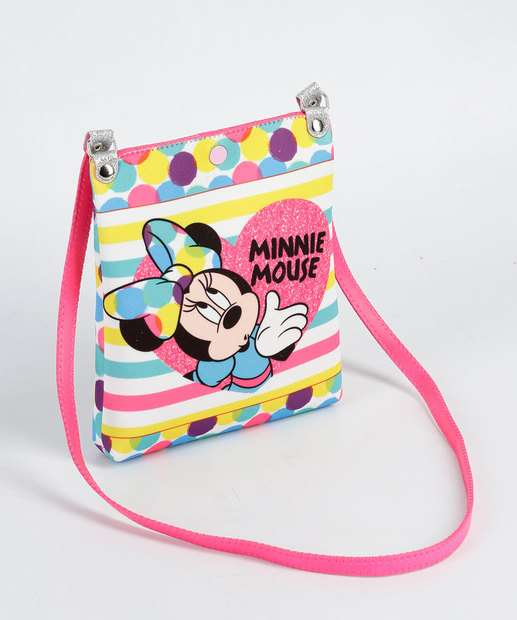Image_Bolsa Infantil Estampa Minnie Disney