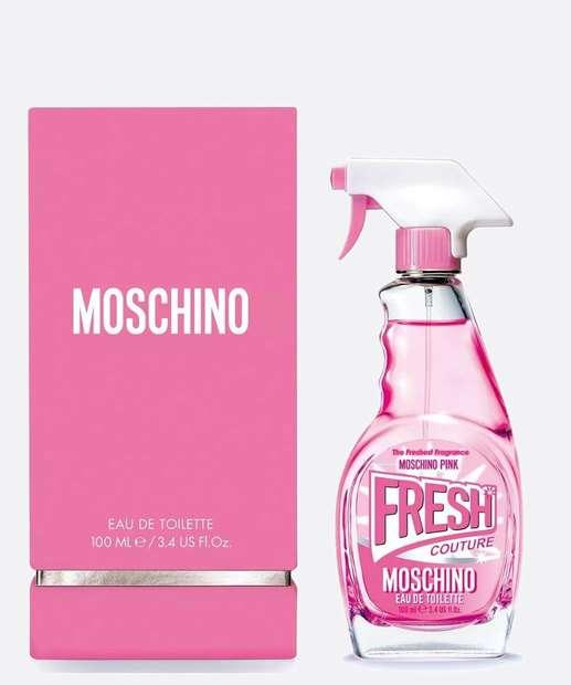 Image_Perfume Feminino Pink Fresh Couture Moschino - Eau de Toilette 100ml