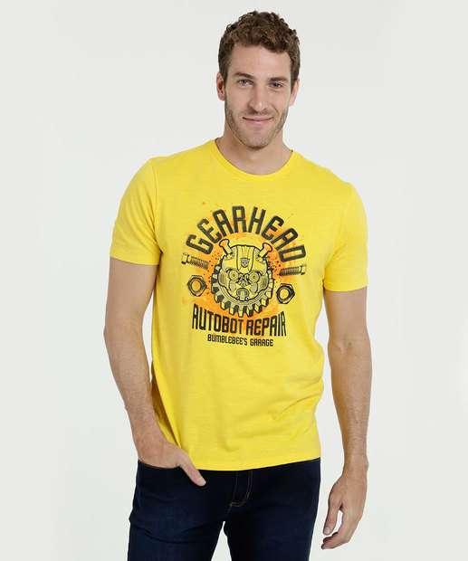 Image_Camiseta Masculina Estampa Transformers Hasbro