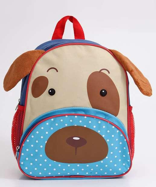 Image_Mochila Infantil Escolar Cachorro Clio
