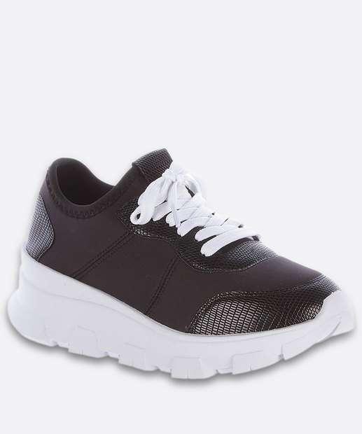 Image_Tênis Feminino Chunky Sneaker Textura Zatz