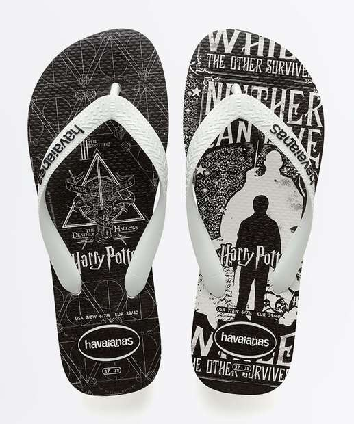 Image_Chinelo Masculino Top Harry Potter Havaianas 0001