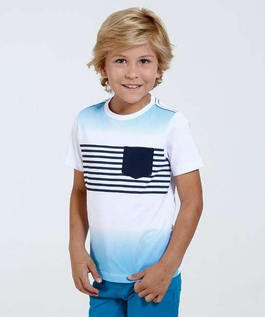 Image_Camiseta Infantil Degrade Bolso Marisa