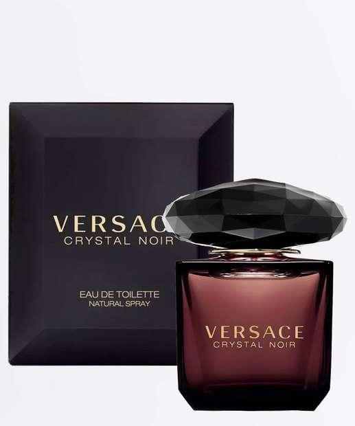 Image_Perfume Feminino Crystal Noir Versace - Eau de Toilette 30ml