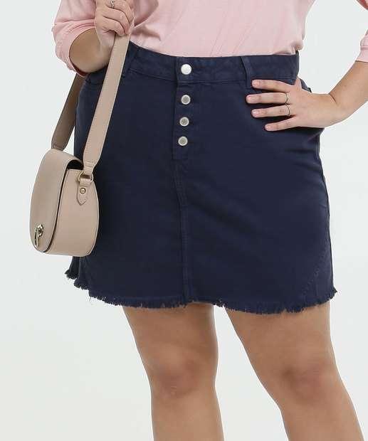 Image_Saia Feminina Sarja Bolsos Plus Size