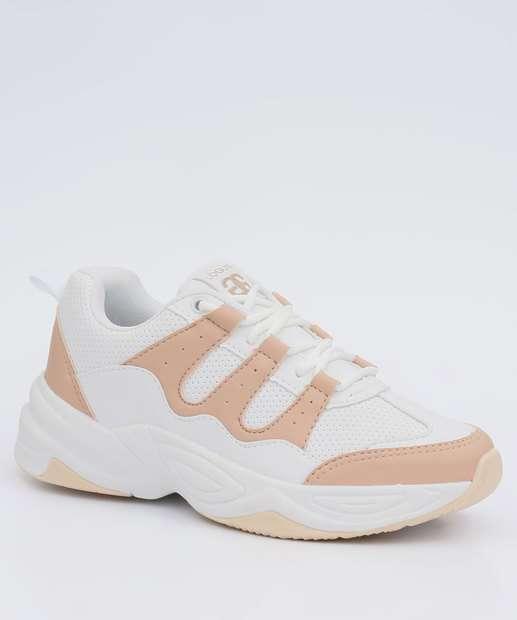 Image_Tênis Feminino Chunky Sneaker Recorte Logus