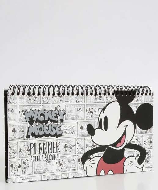 Image_Planner Semanal Estampa Mickey Disney