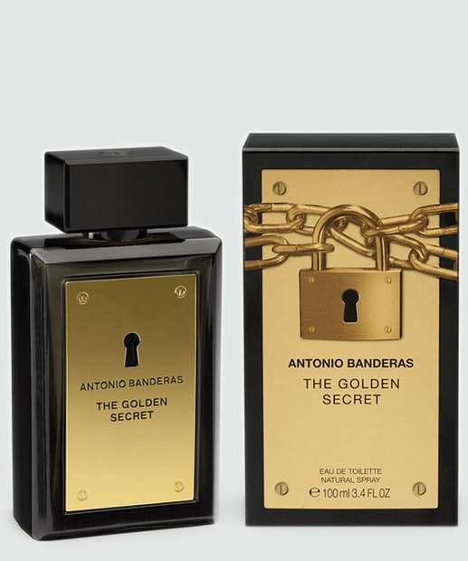 Image_Perfume Masculino Antonio Banderas The Golden Secret - Eau de Toilette 100  ml