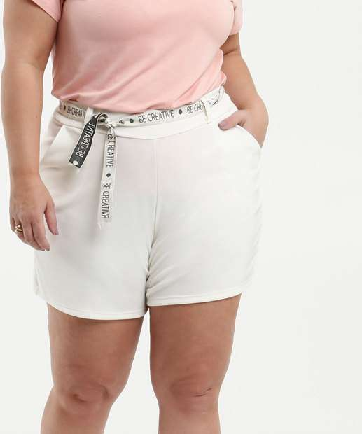 Image_Short Feminino Crepe Clochard Plus Size