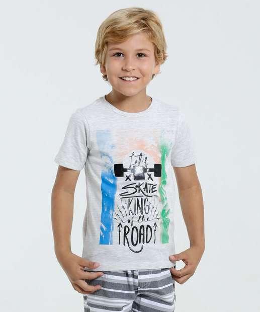 Image_Camiseta Infantil Manga Curta Marisa