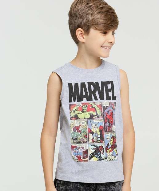 Image_Regata Infantil Estampa Vingadores Marvel