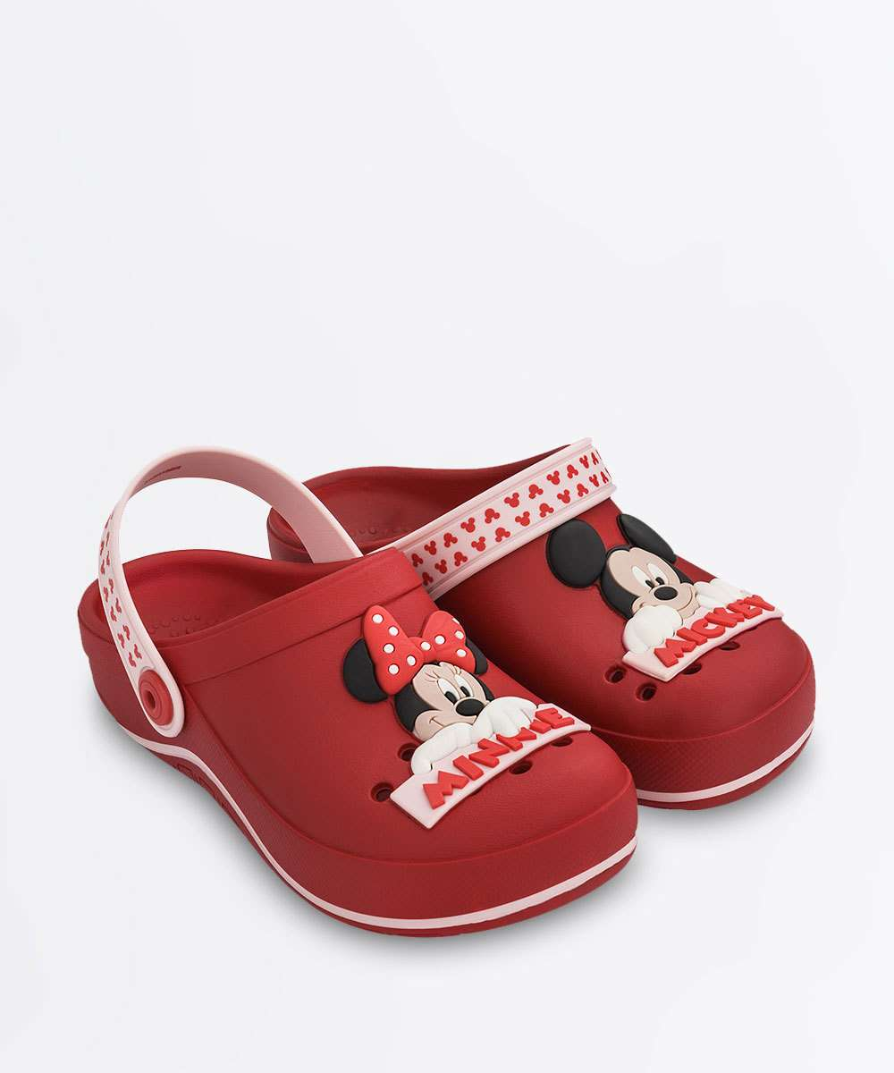 Sandália Infantil Babuche Disney Symbol Grendene Kids