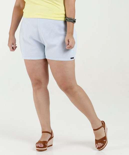 Image_Short Feminino Tecido Plus Size Razon