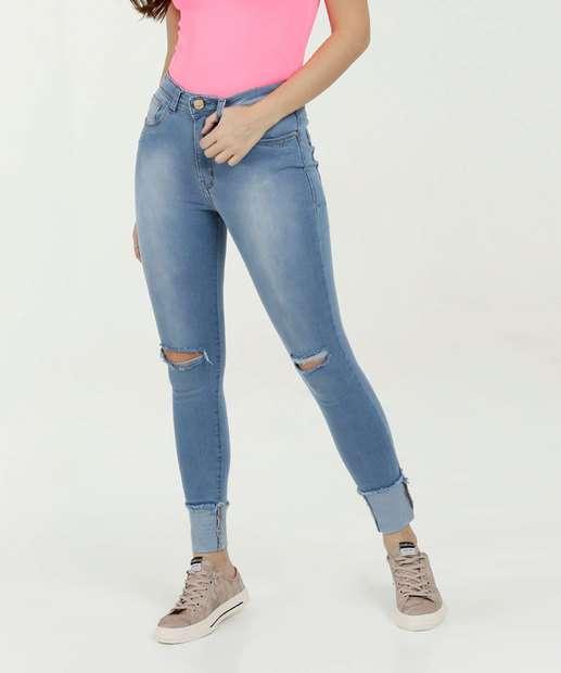 ccc0e0d1f Calça Jeans Feminina | Promoção de calça jeans feminina na Marisa