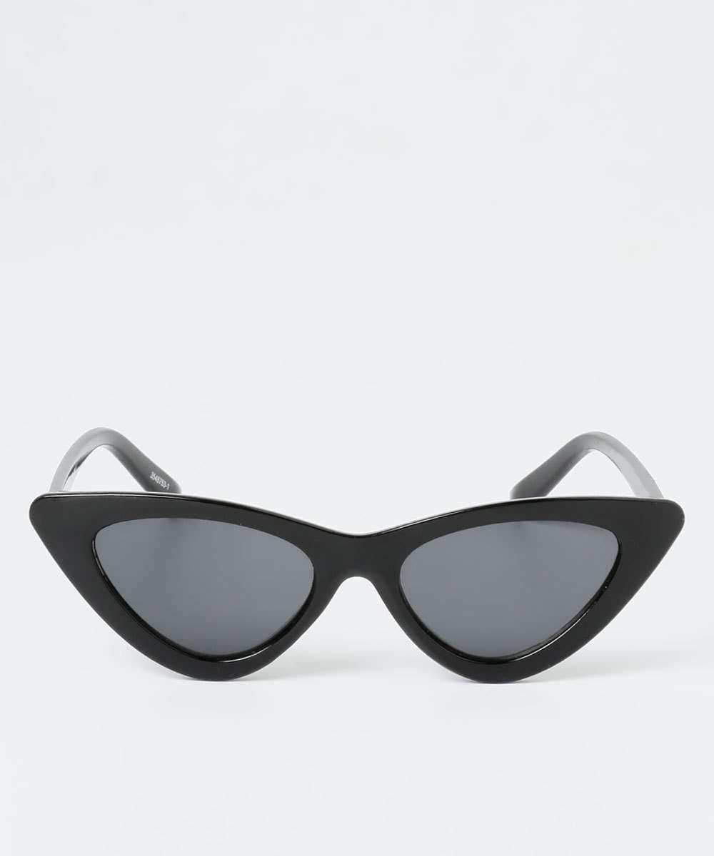 6abde2ee985f2 Óculos de Sol Feminino Vintage Gateado Marisa   Marisa
