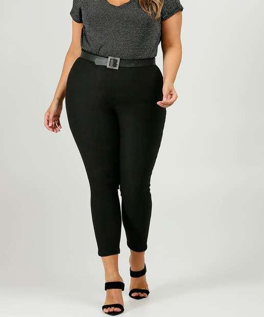 Image_Calça Plus Size Legging Feminina Bengaline Razon Jeans