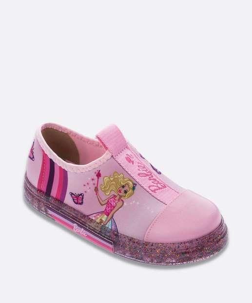 Image_Tênis Infantil Barbie Mania Grendene Kids