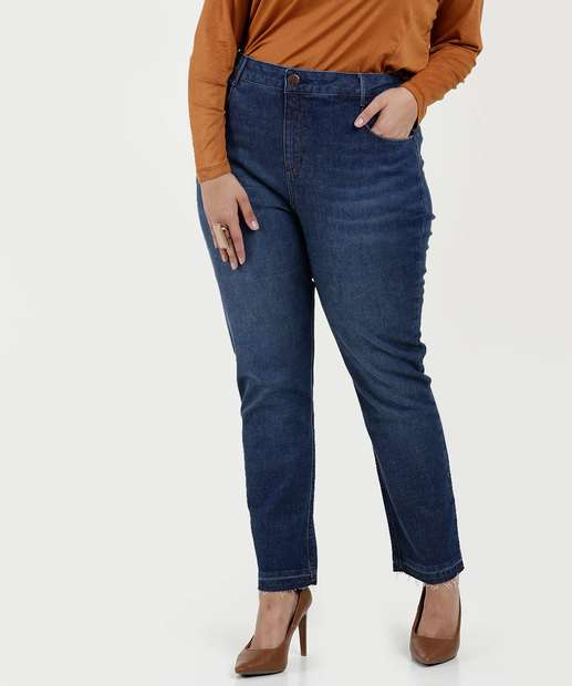 94aa527d1 Calça Feminina Skinny Plus Size Marisa