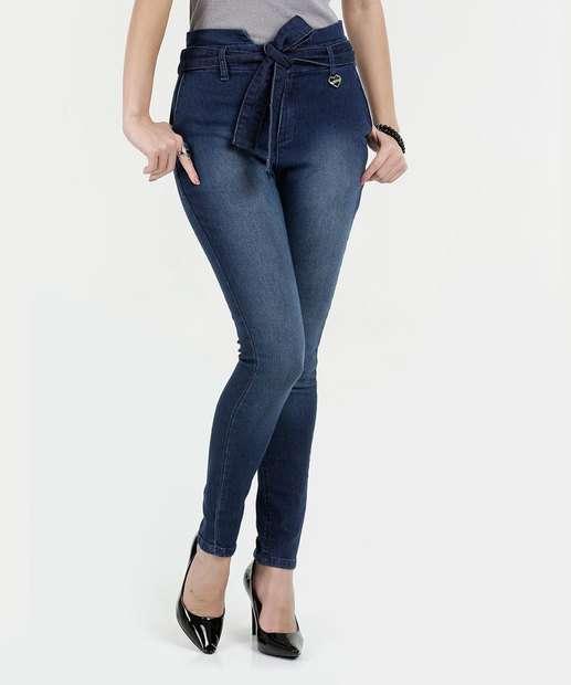 Image_Calça Feminina Jeans Skinny Clochard Razon