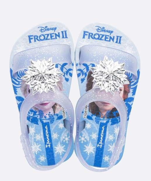 Image_Sandália Infantil Bebê Frozen Grendene Kids