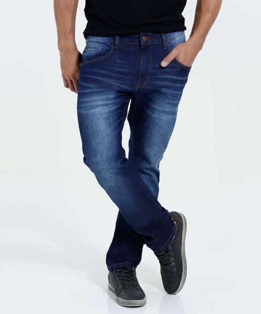 Image_Calça Masculina Jeans Reta Marisa