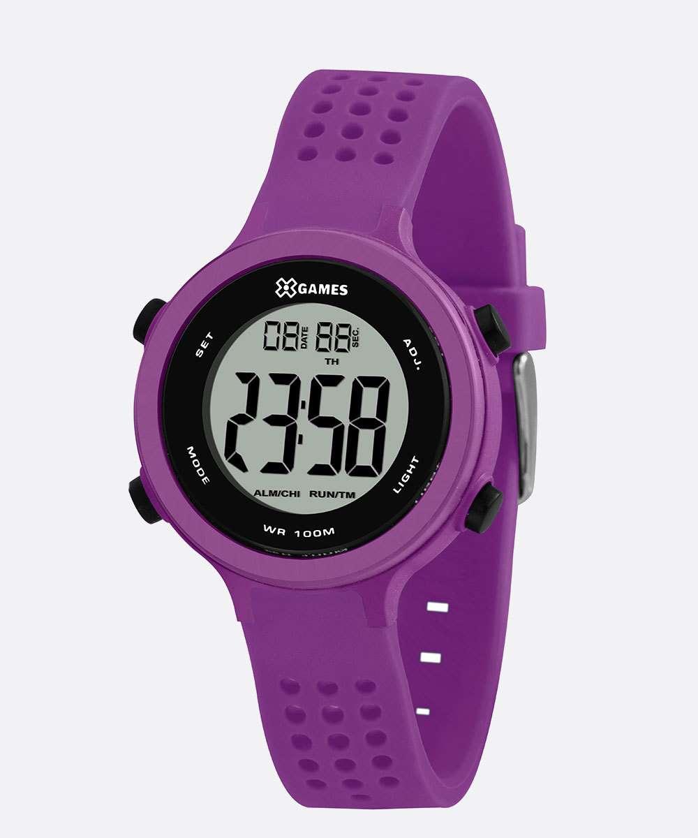 Relógio Feminino Digital XGames XFPPD073 BXUX