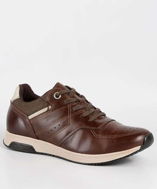 Image_Tênis Masculino Casual Sneaker Iron West Coast 185102CP