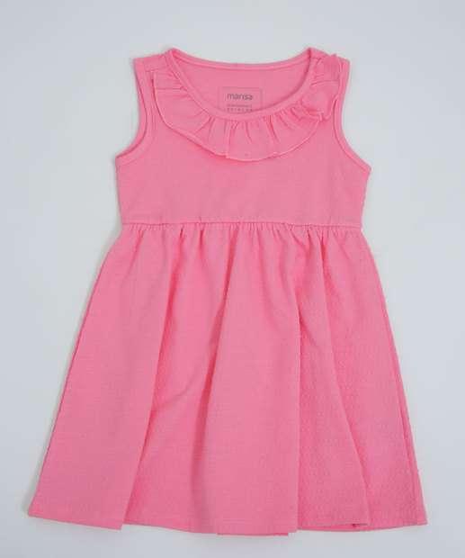 Image_Vestido Infantil Textura Babado Marisa Tam 1 a 4