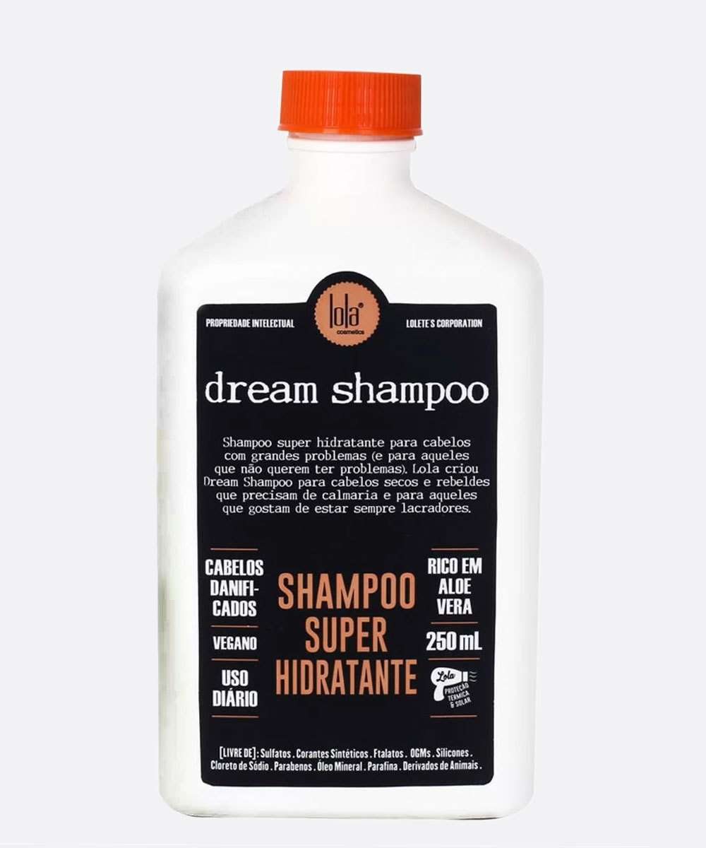 Shampoo Super Hidratante Dream Cream Lola 250ml