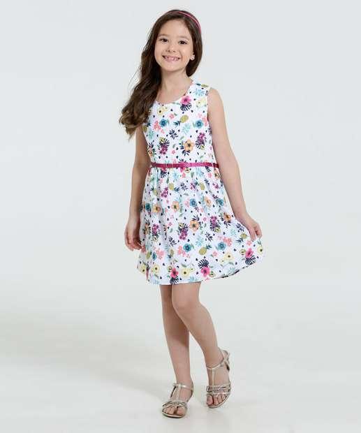 Image_Vestido Infantil Estampa Tropical Marisa