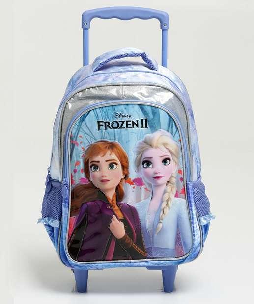 Image_Mochila Infantil Escolar Rodinha Estampa Frozen Xeryus