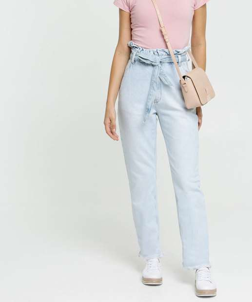 Image_Calça Jeans Skinny Clochard Feminina Disparate