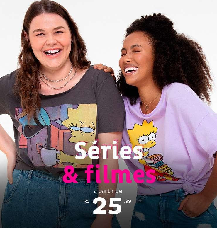 Séries e filmes à partir de R$25,99