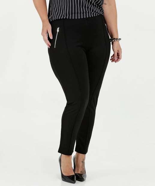 c1fcc052c Calça Feminina Legging Plus Size Marisa